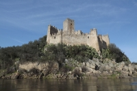 The Fairytale Castle in Almourol