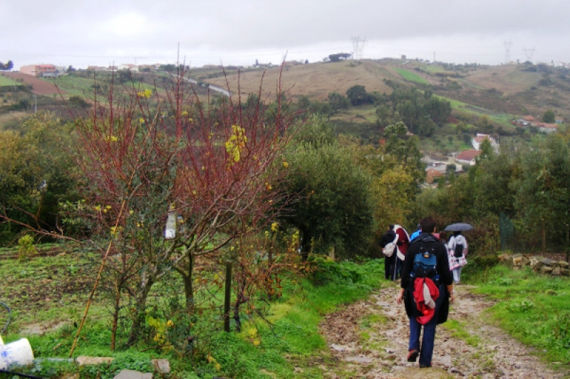 Hiking in the Serra d'Aire e Candeeiros