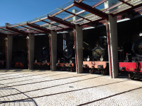 National Railway Museum in Portugal